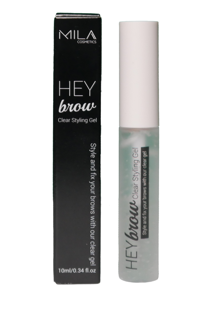 Augenbrauengel  - HEY Brow Gel Volumen & Hold