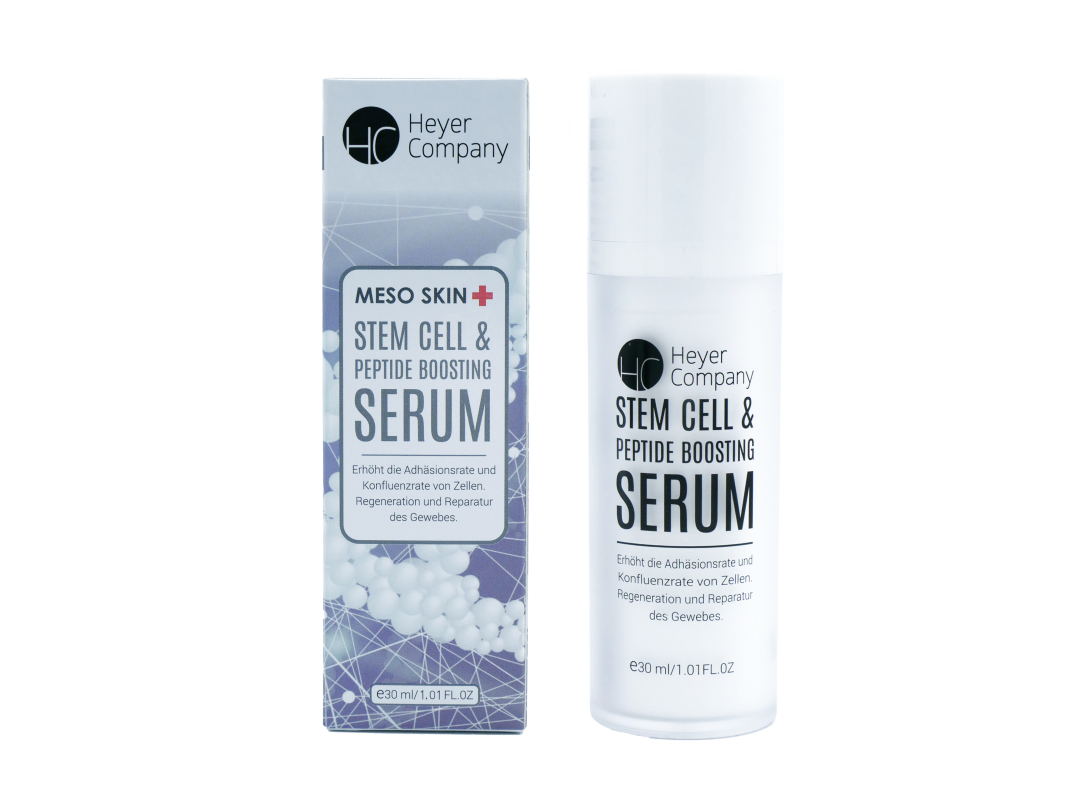 Stem Cell & Peptide Boosting Serum - Stammzellen-, und Peptidserum 30ml